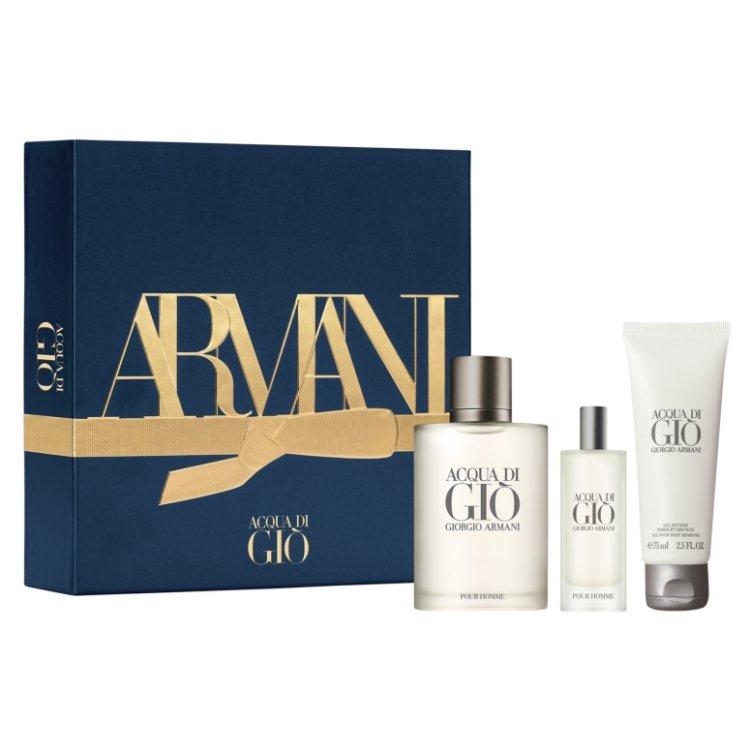 Acqua Di Gio Gift Set by Giorgio Armani