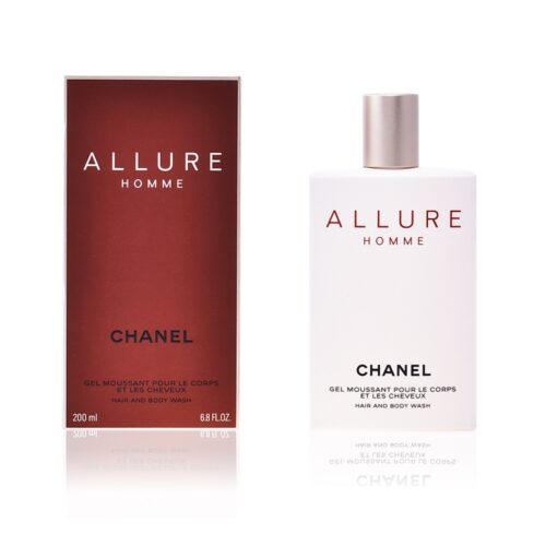 Allure Homme Shower Gel by Chanel