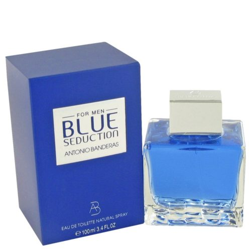 Blue Seduction Eau de Toilette by Antonio Banderas