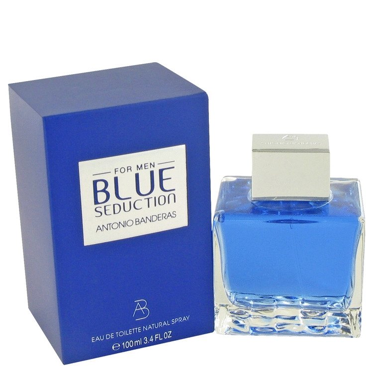 Blue Seduction Eau de Toilette by Antonio Banderas