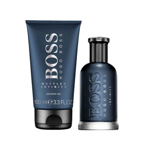 Boss Bottled Infinite Gift Set by Hugo Boss