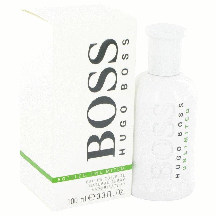 Boss Bottled Unlimited Eau de Toilette by Hugo Boss