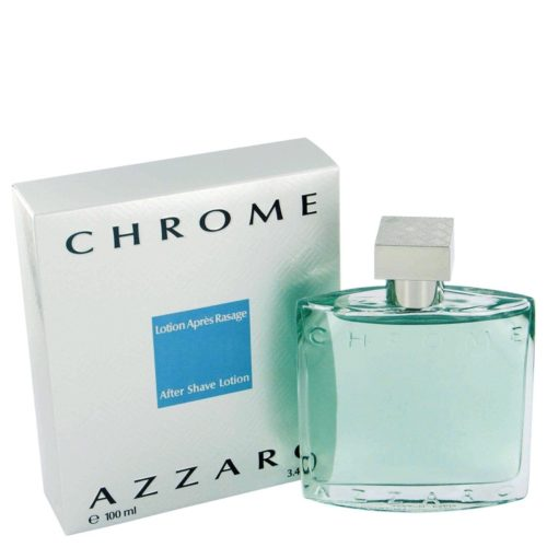 Chrome Aftershave Lotion by Azzaro