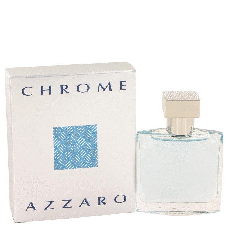 Chrome Eau de Toilette by Azzaro