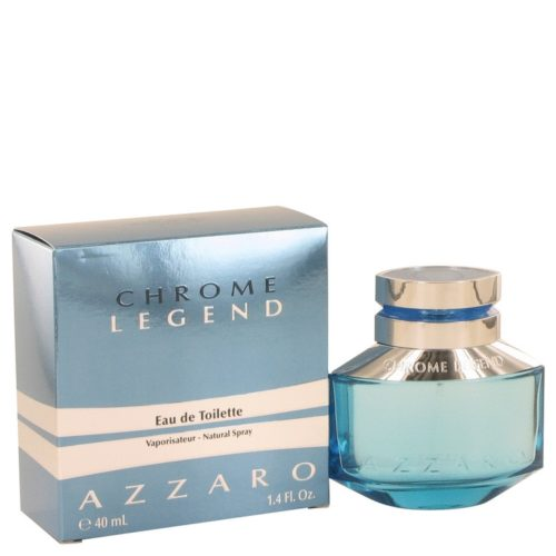 Chrome Legend Eau de Toilette by Azzaro