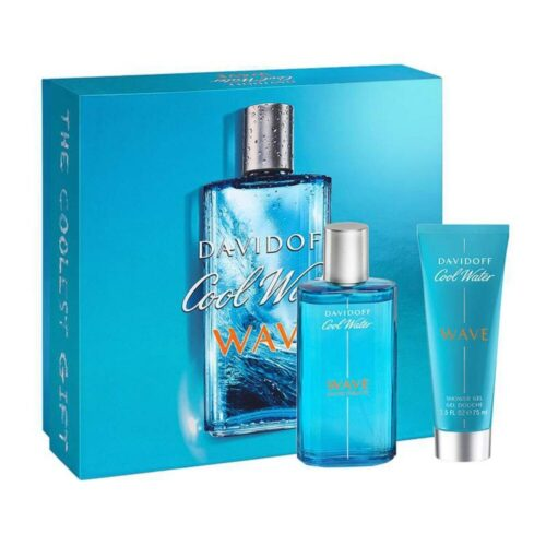 Cool Water Wave Gift Set by Davidoff