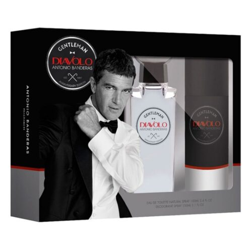 Diavolo Gift Set by Antonio Banderas