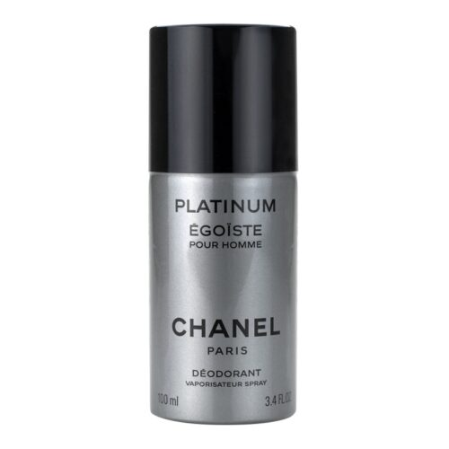 Egoiste Platinum Deodorant Spray by Chanel