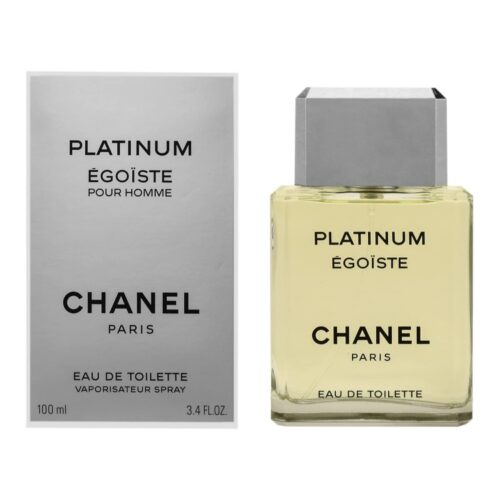 Egoiste Platinum Eau de Toilette by Chanel