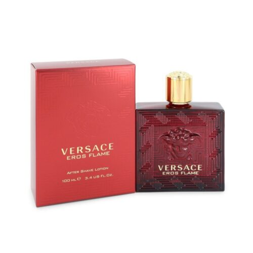 Eros Flame Aftershave Lotion by Versace