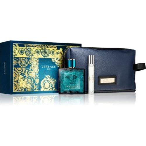 Eros Gift Set by Versace