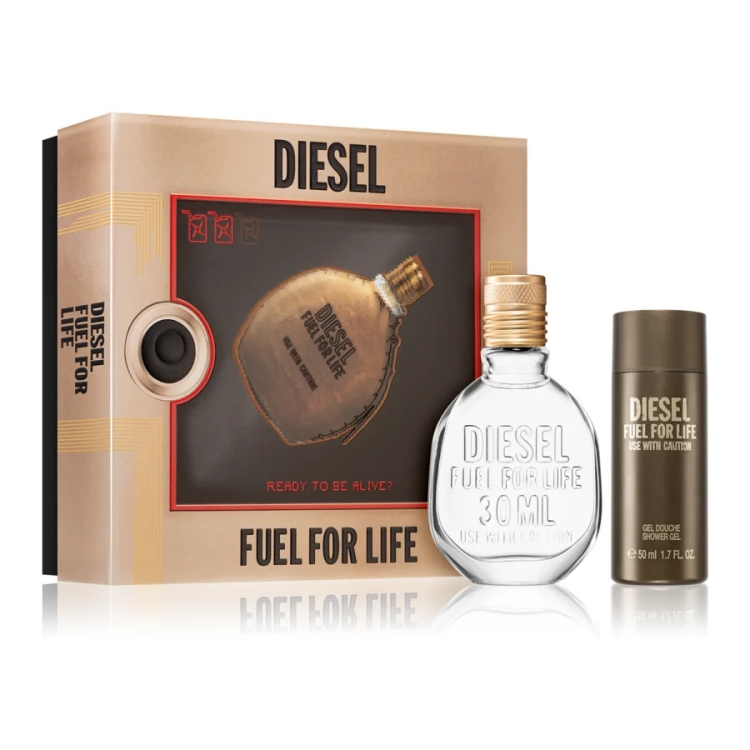 Fuel For Life Gift Set by Diesel