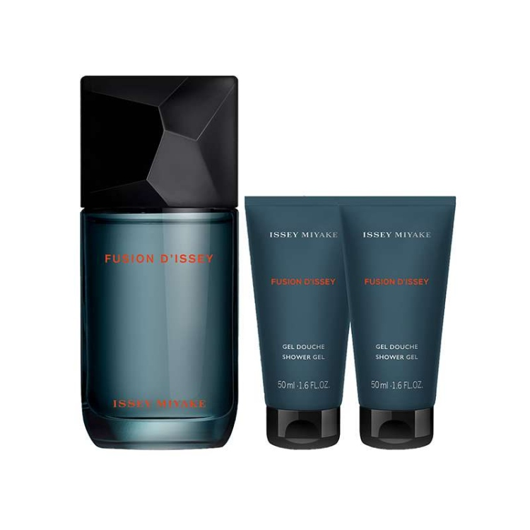 Fusion D'issey Gift Set by Issey Miyake