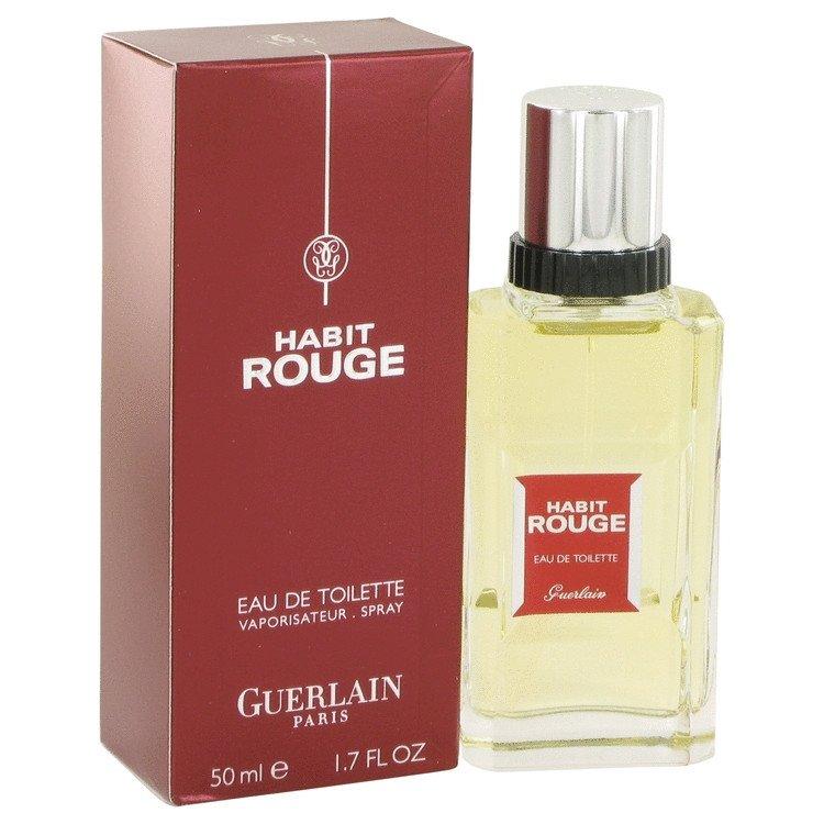 Habit Rouge Eau de Toilette by Guerlain