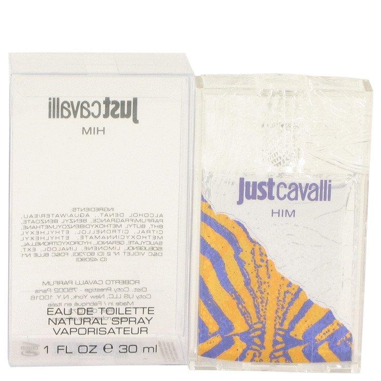 Just Cavalli Eau de Toilette by Roberto Cavalli