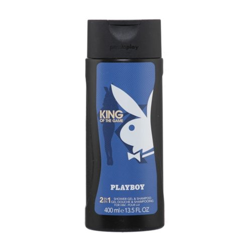 King Of The Game Shower Gel by Playboy