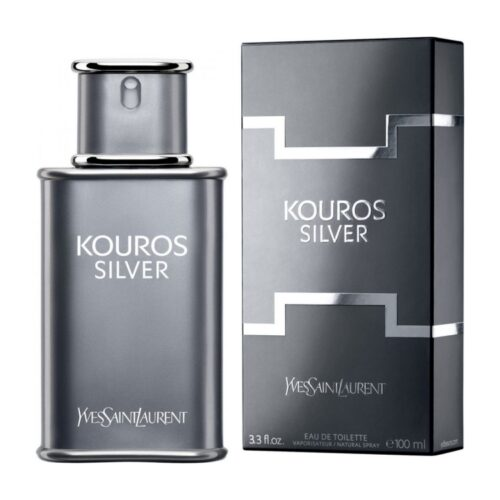 Kouros Silver Eau de Toilette by Yves Saint Laurent