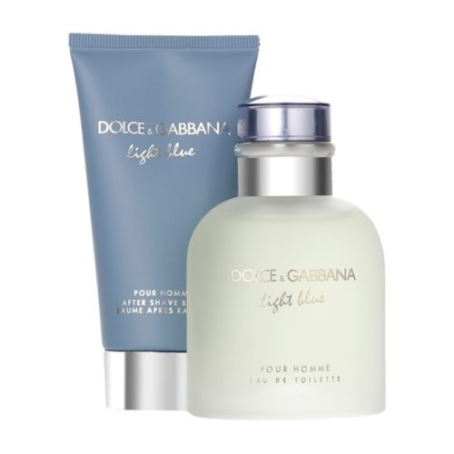 Light Blue Homme Gift Set by Dolce and Gabbana