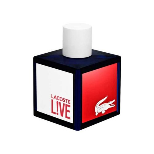Live Male Eau de Toilette by Lacoste