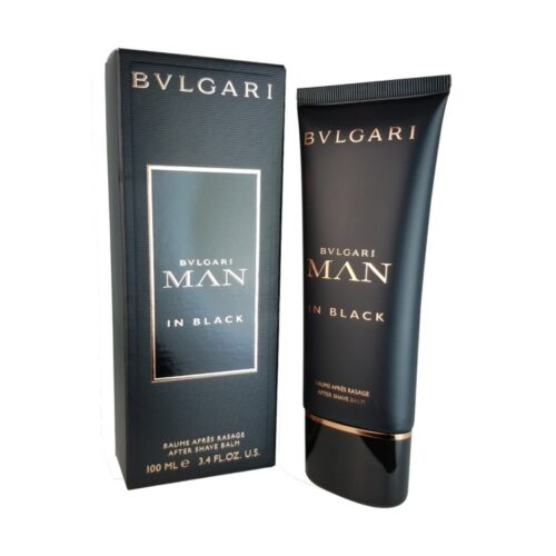 Man in Black Aftershave Balm by Bulgari