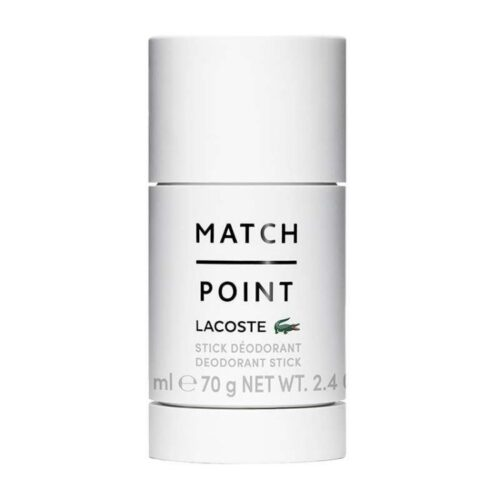 Match Point Deodorant Stick by Lacoste