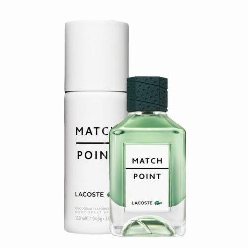 Match Point Gift Set by Lacoste