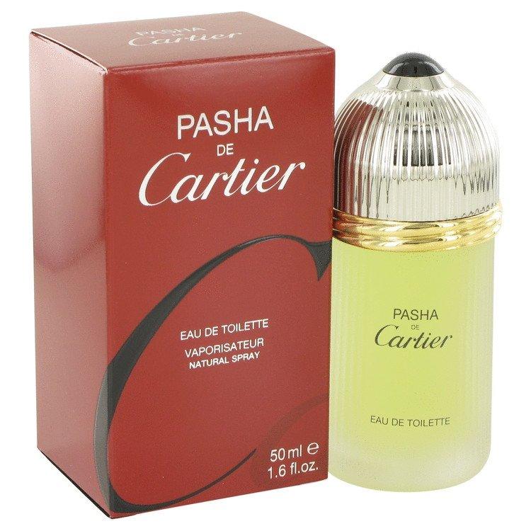 Pasha De Cartier Eau de Toilette by Cartier