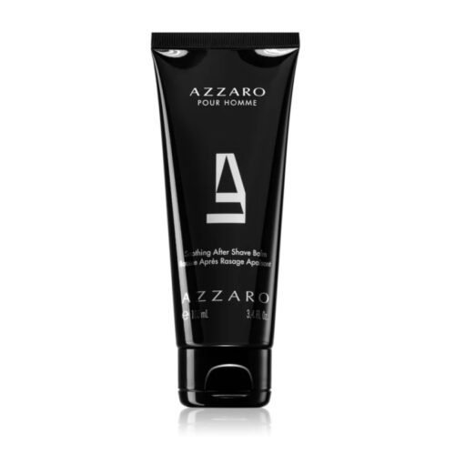 Pour Homme Aftershave Balm by Azzaro