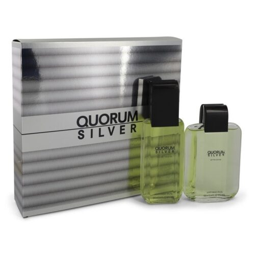 Quorum Silver Gift Set by Antonio Puig
