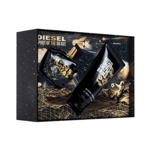 Spirit Of The Brave Gift Set by Diesel