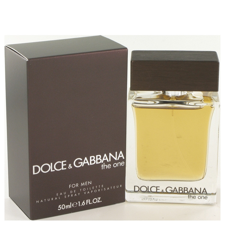 The One Eau de Toilette by Dolce and Gabbana
