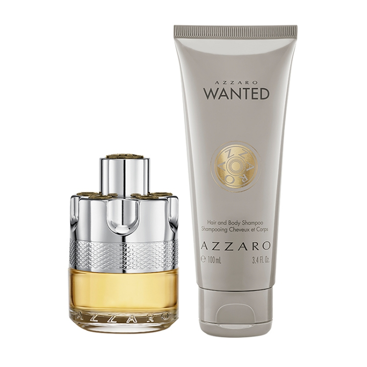 Wanted Gift Set by Azzaro