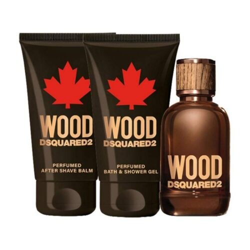 Wood Pour Homme Gift Set by Dsquared2